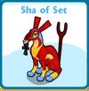 Sha of set card