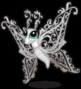 Platinum butterfly single