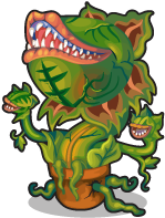 Monster plant single