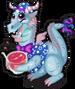 Party dragon single