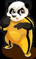 Shaolin Panda single