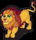 Barbary lion single