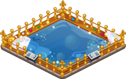 Jeweled water