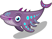 Neptune whale static