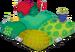 Plushy habitat