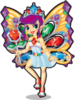 Bejewelled fairy single