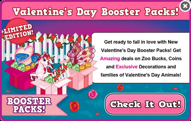 Booster packs feb13 modal