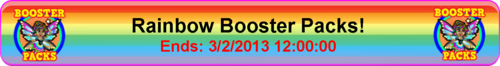 Goal rainbow glow fairy title