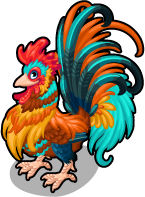 Majestic rooster single