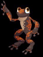 Prince charles frog an