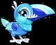 Cubby toucan frost single
