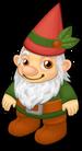 Lawn gnome single