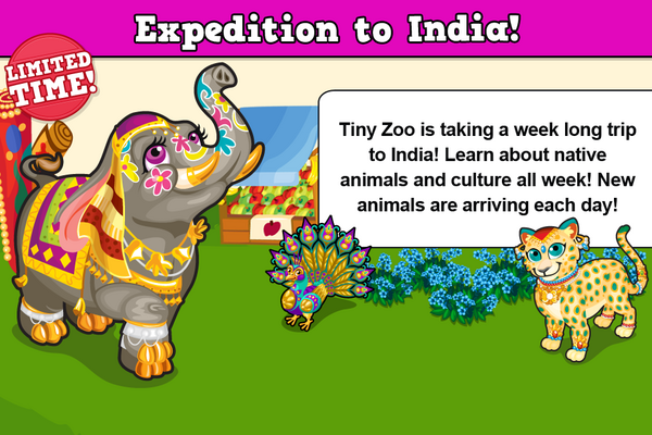 Loading India