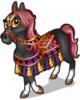 Arabian stallion single