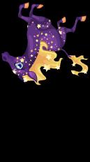 Celestial giraffe an