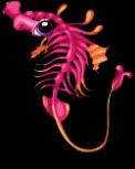 Brine shrimp static