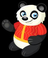 Silk road panda single