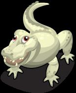 Albino Alligator single