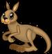 Giant kangaroo single