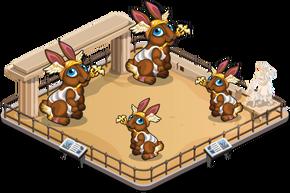 Hermes hare family