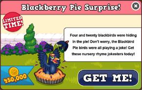 BlackBirdPie