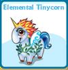 Elemental tinycorn card