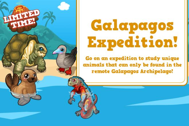 Loading galapagos