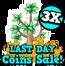 Mangrove coin sale last hud