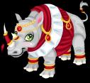 Thai rhino static