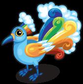 Windy bird single
