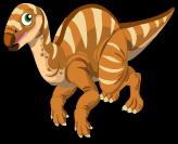 Iguanodon single