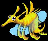 Sea dragon single
