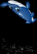 Balloon whale an