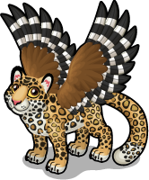 Leopard eagle single