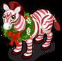 Peppermint Zebra single