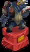 Battle Bear Statue