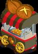 Roasted Chestnut Cart