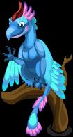 Microraptor single