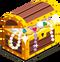 Aquarium treasure chest