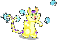 Tricky cat an