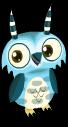 Fae owl static