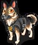 Police shepherd single