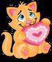 Smitten kitten single