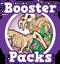 Goal skeleton booster packs hud
