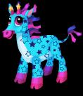 Party giraffe static