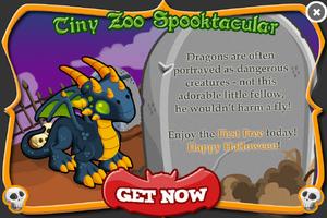 Spooktacular dragon modal
