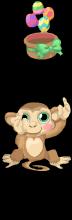 Basket monkey an