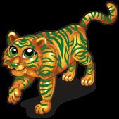 Fortune tiger single