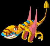 Dimorphodon single