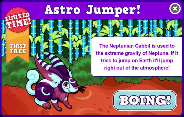 Neptunian cabbit modal